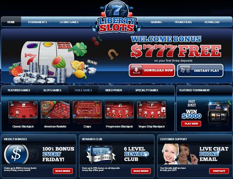 Legal online casino us